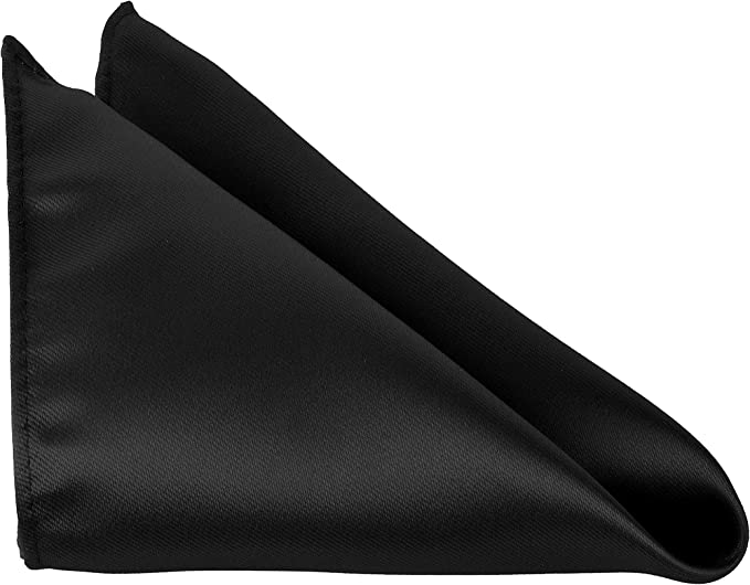 Amazon.com: Pañuelos cuadrados de bolsillo para hombres 10 x ...