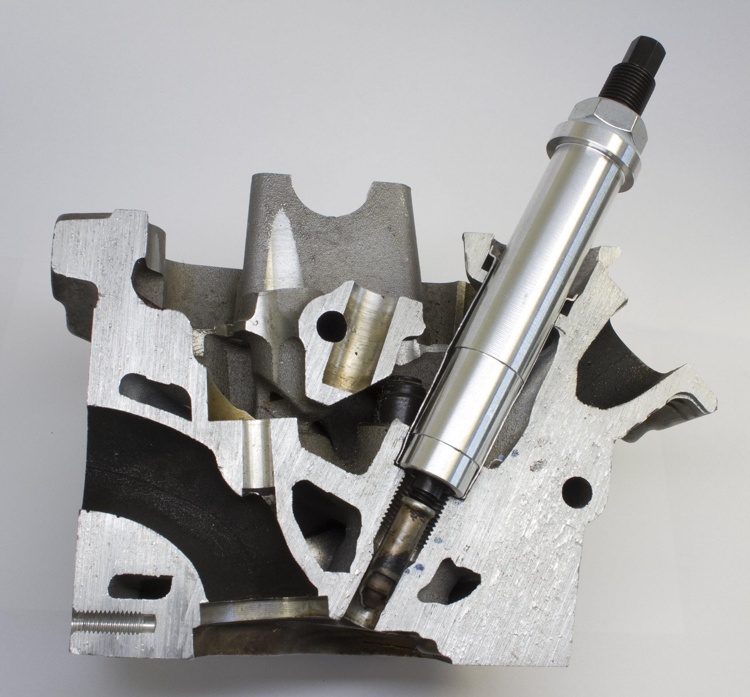 Lisle 65700 Broken Plug Remover Kit for Ford 3V Engine by Lisle (Image #5)