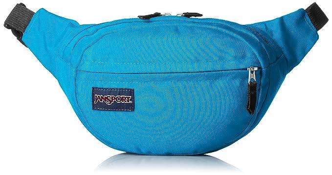 Amazon.com  Jansport Fifth Ave Waist Pack (Blue Crest)  Sports ... a3cf7d3421