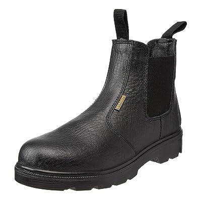 Ss600sm Size 6, Bottes de sécurité Homme - Noir (Noir V3) - 39 EU (Taille Fabricant : 5 UK)Sterling Safetywear