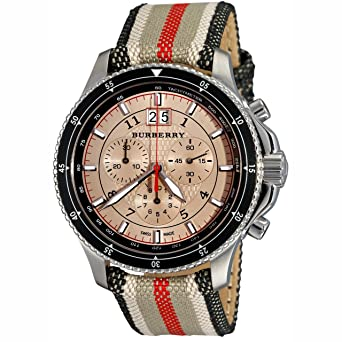 mens watches burberry burberry endurance bu7600 amazon co uk watches mens watches burberry burberry endurance bu7600