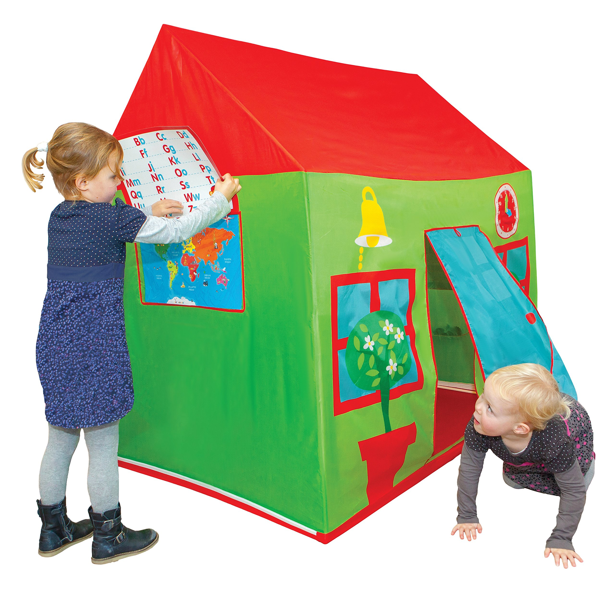School House Play Tent by Discovery Toys