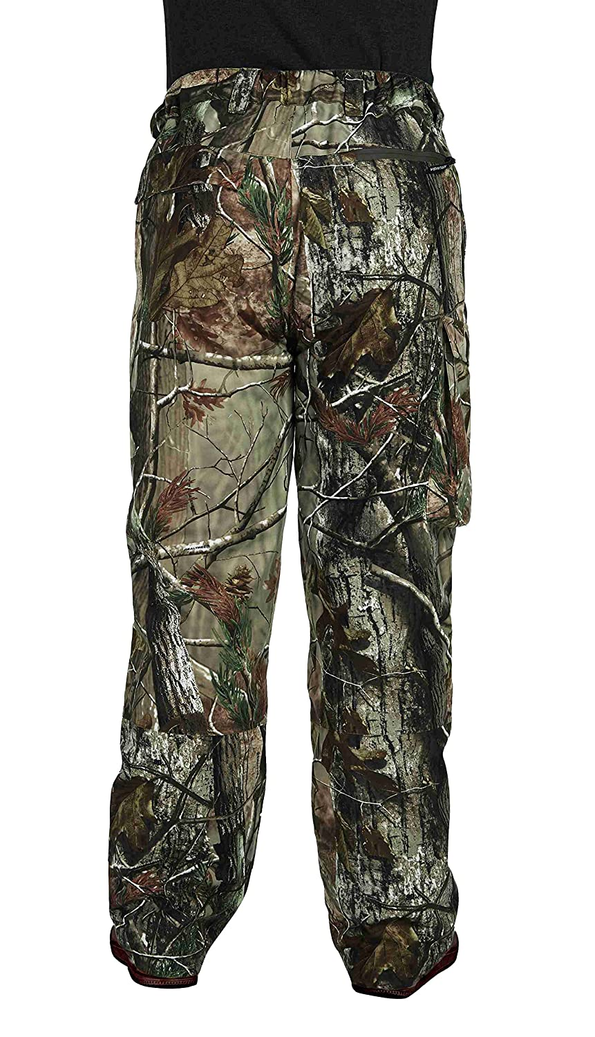 67735ca539a54 Amazon.com: Krumba Men's Camouflage Hunting Windproof Waterproof Seam  Sealed Pant: Sports & Outdoors