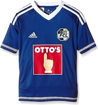 adidas Kinder Teamtrikot FC LUZERN Home: : Bekleidung