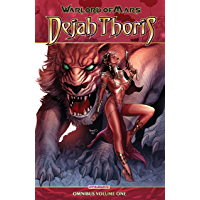 Warlord Of Mars: Dejah Thoris Omnibus Vol. 1 (English Edition)