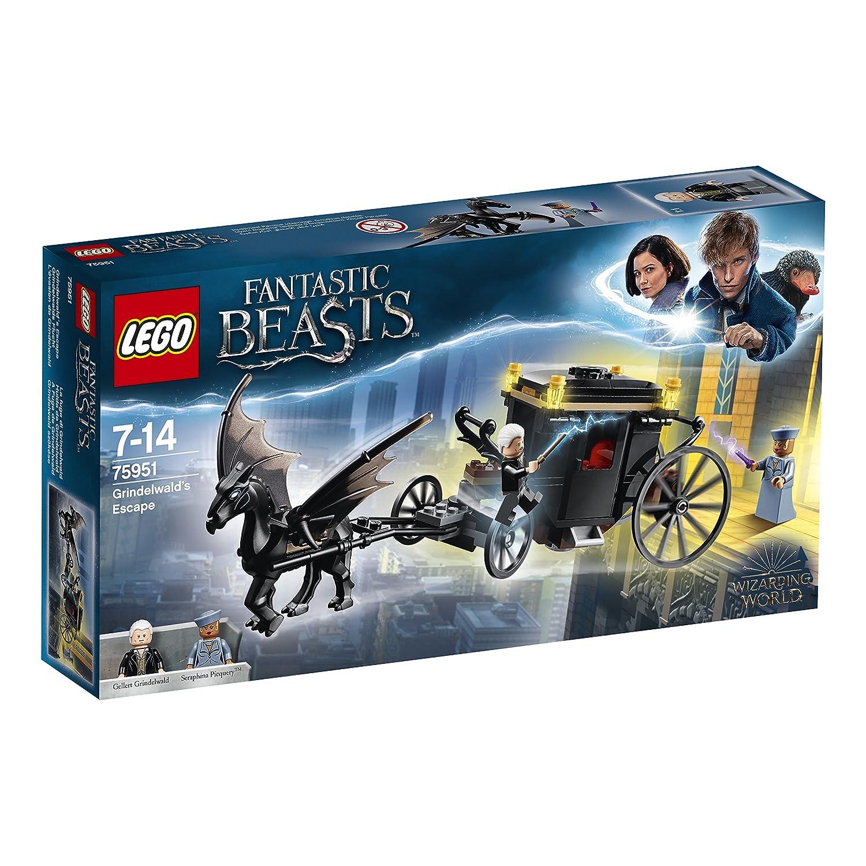 Juguete de Construcci/ón 75954 LEGO Harry Potter Incluye Minifiguras de Harry Potter Gran Comedor de Hogwarts