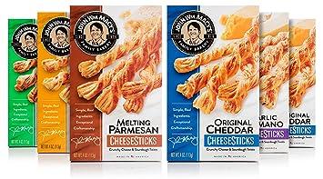 1ba3df4745 Amazon.com   John Wm. Macy s CheeseSticks