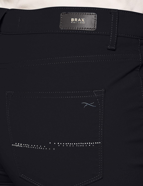 Brax Damen City Sport Premium Five Pocket Uni Hose