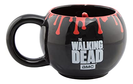 GB eye Taza 3D The Walking Dead Walker Hand, cerámica, Unico