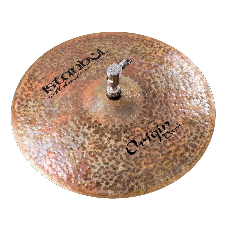 Istanbul Mehmet Cymbals Jazz Series Origin Dark Hi-Hat Cymbals OD-DHH (15