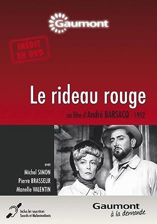 Le rideau rouge [FR Import]: Amazon.de: Michel Simon, Pierre ...