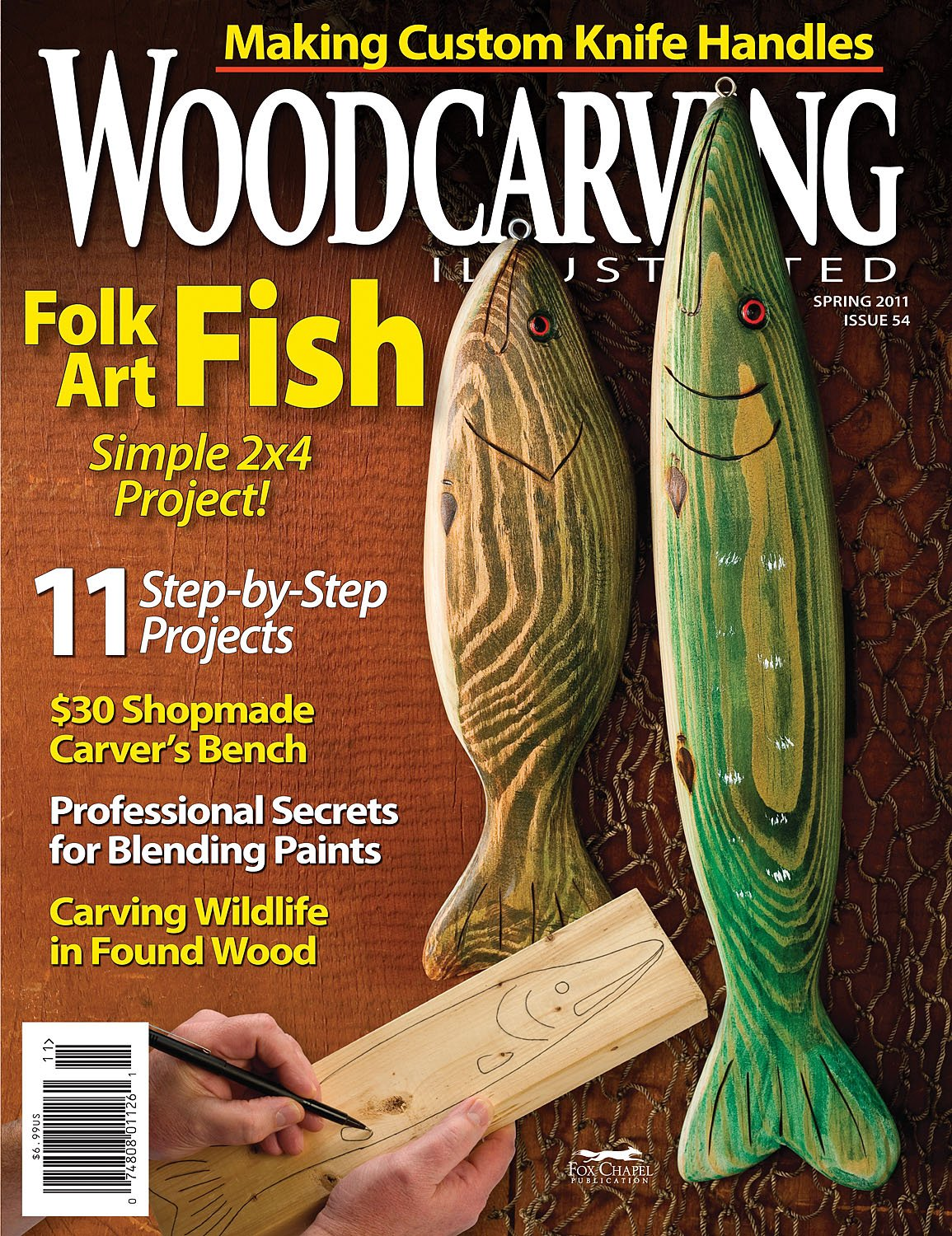 Awe Inspiring Woodcarving Illustrated Spring 2011 Issue 54 Theyellowbook Wood Chair Design Ideas Theyellowbookinfo