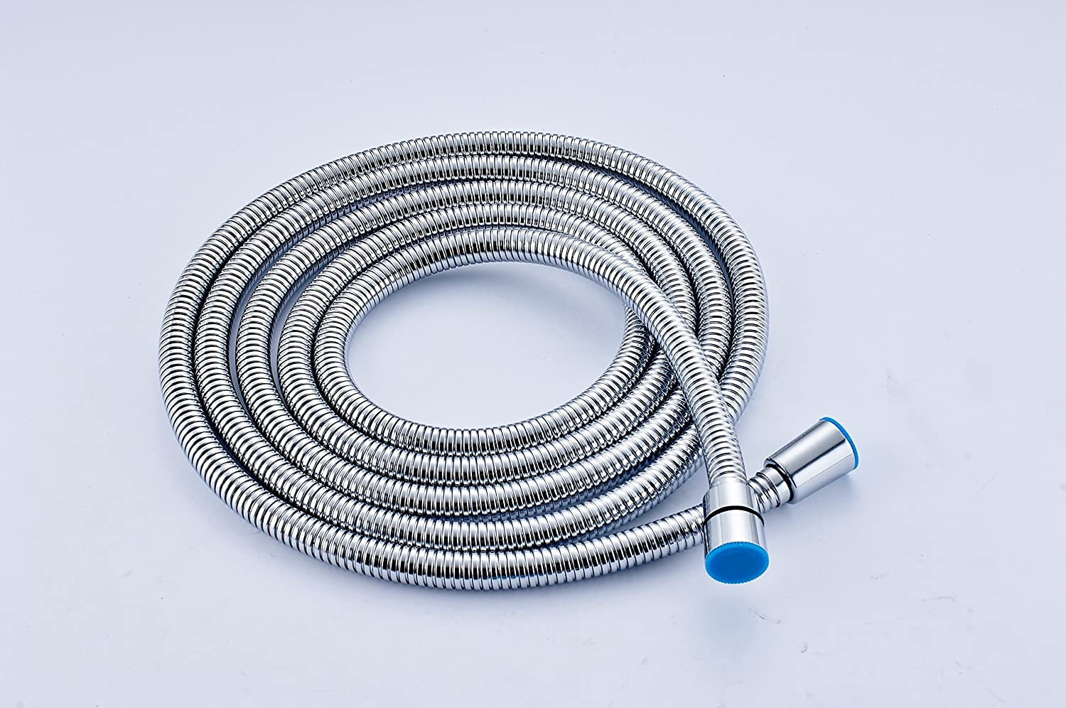 head8feet Rozin Extra Long Stainless Steel Handheld Shower Hose (8 Ft) (96 Inches)  (2.45 Meters) - - Amazon.com