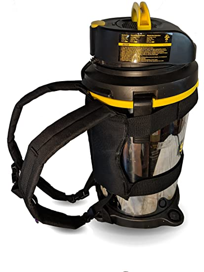 Amazon.com: Backpack for Strapping in Leaf Blowers and Shop Vacs and