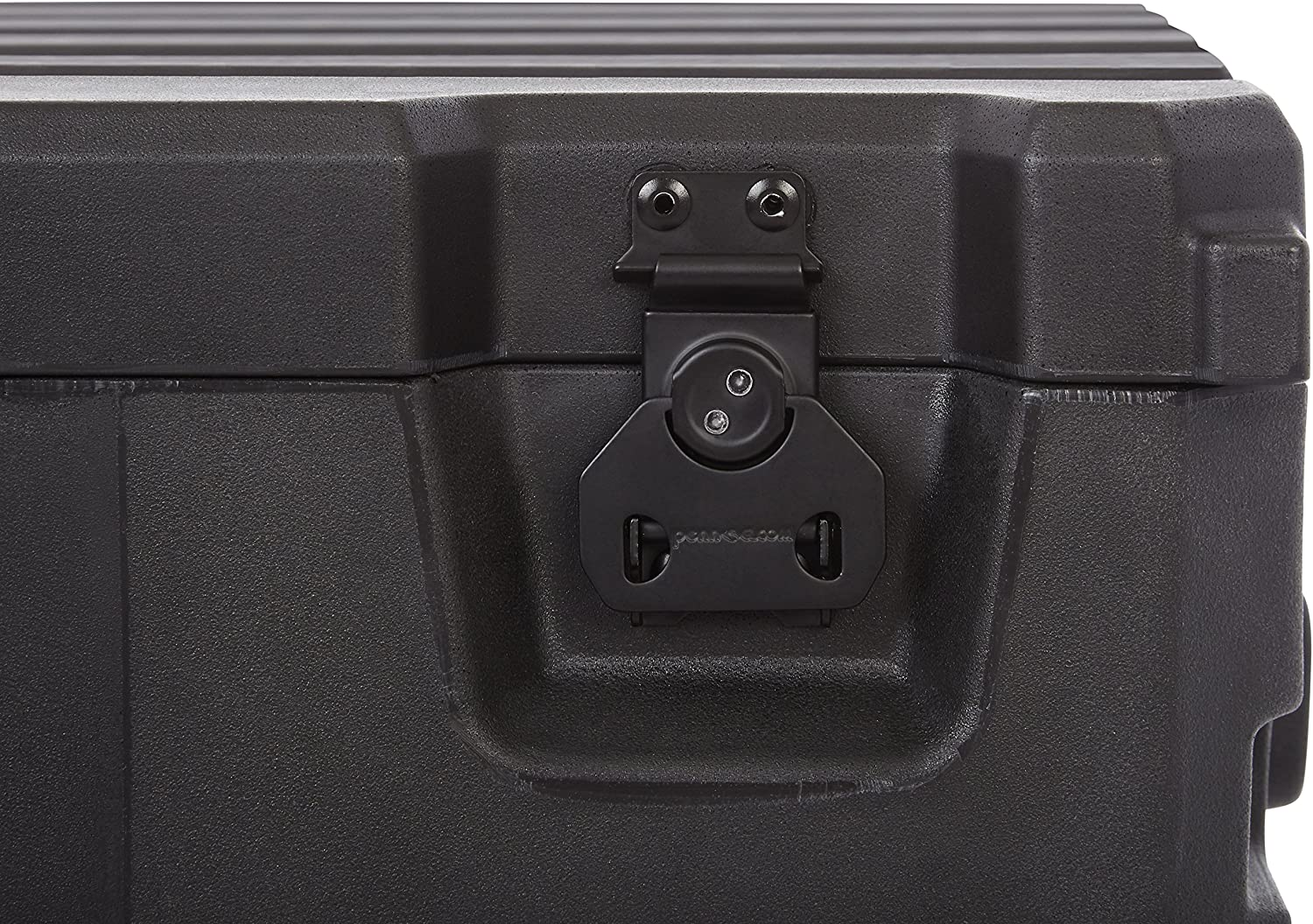 G-PRO-6U-13 Gator Cases Pro Series Rotationally Molded 6U Rack Case with Shallow 13 Depth; Made in USA