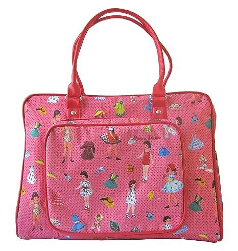 Ethos Room Seven bolsa de pañales, vestir muñecas Rosa