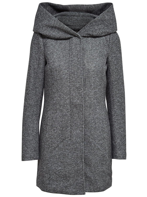 32c61c94982886 ONLY Damen Onlsedona Light Melange Coat Cc OTW Mantel: Amazon.de: Bekleidung