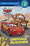 Driving Buddies (Step into Reading) (Cars movie tie in)