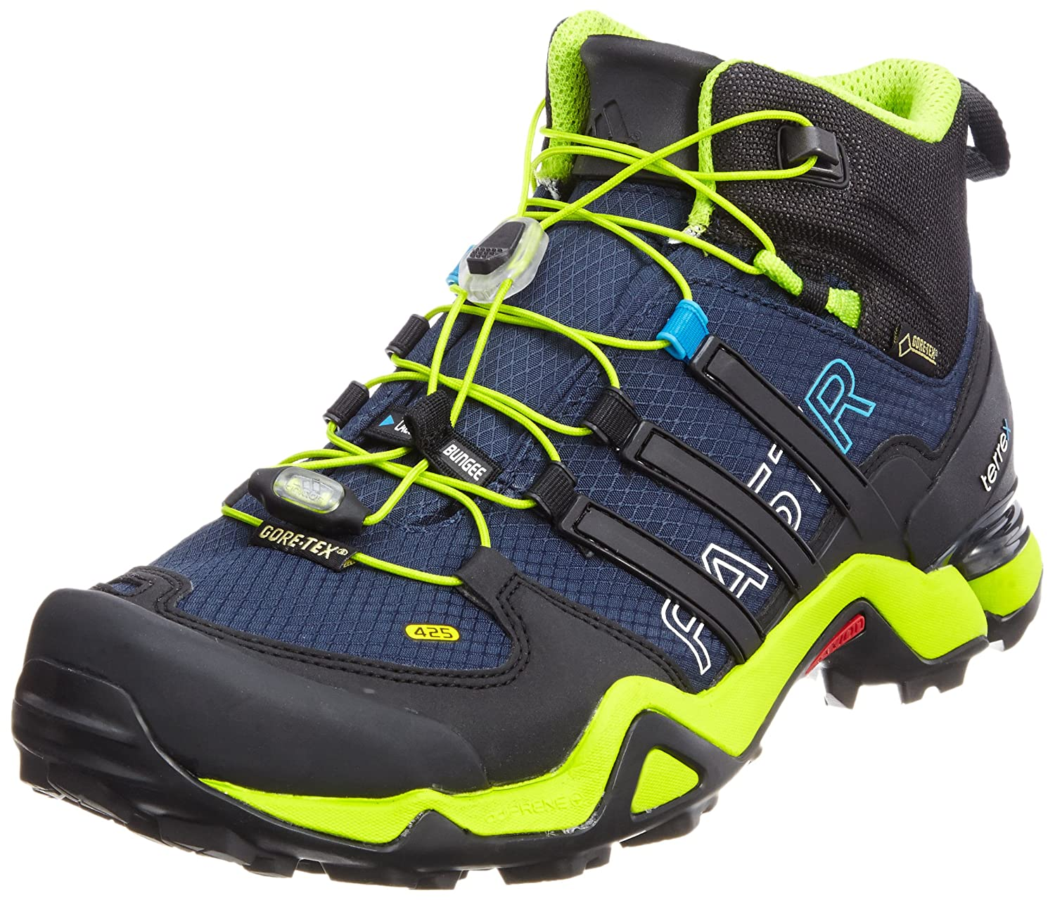 more photos 0d2a1 60789 adidas Terrex Fast R Mid Gore-Tex Trail Botte De Marche - 46 Amazon.fr  Chaussures et Sacs