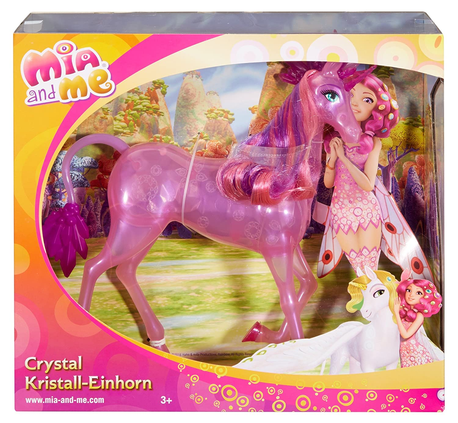 Mattel Mia and Me CFF57  Unicorn Crystal Amazoncouk Toys  Games
