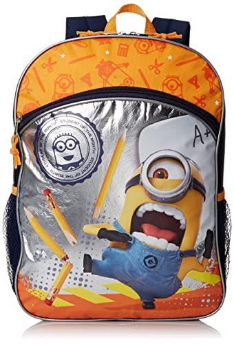 Despicable Me Boys Despicable Me Backpack Student Of The Month