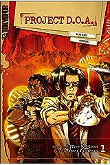 Project D.O.A. manga Kindle Edition