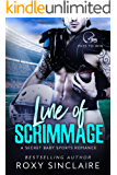 Line of Scrimmage: A Secret Baby Sports Romance (Pass To Win Book 2)