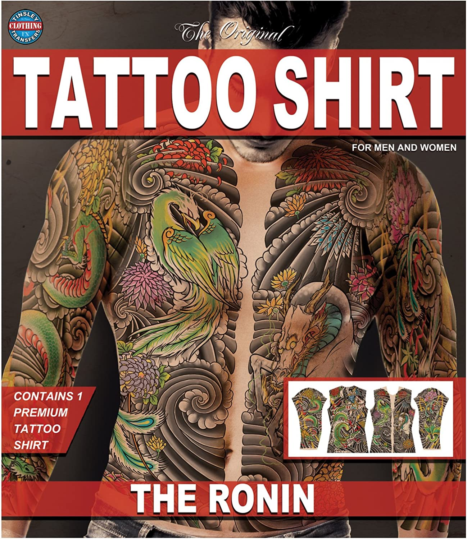 Tinsley Transfers La Camisa Ronin Tatuaje Fx, Small/Medium: Amazon.es: Hogar