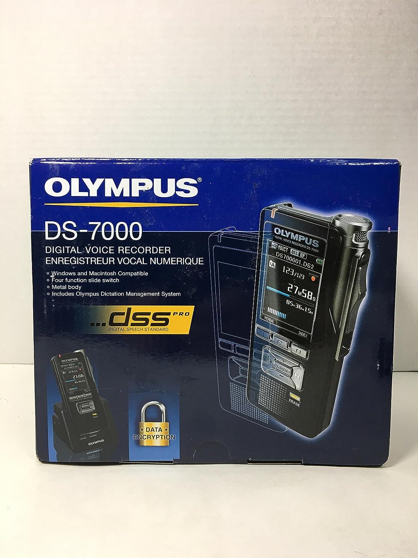 Olympus DS-7000 Tarjeta Flash Negro: Amazon.es: Electrónica