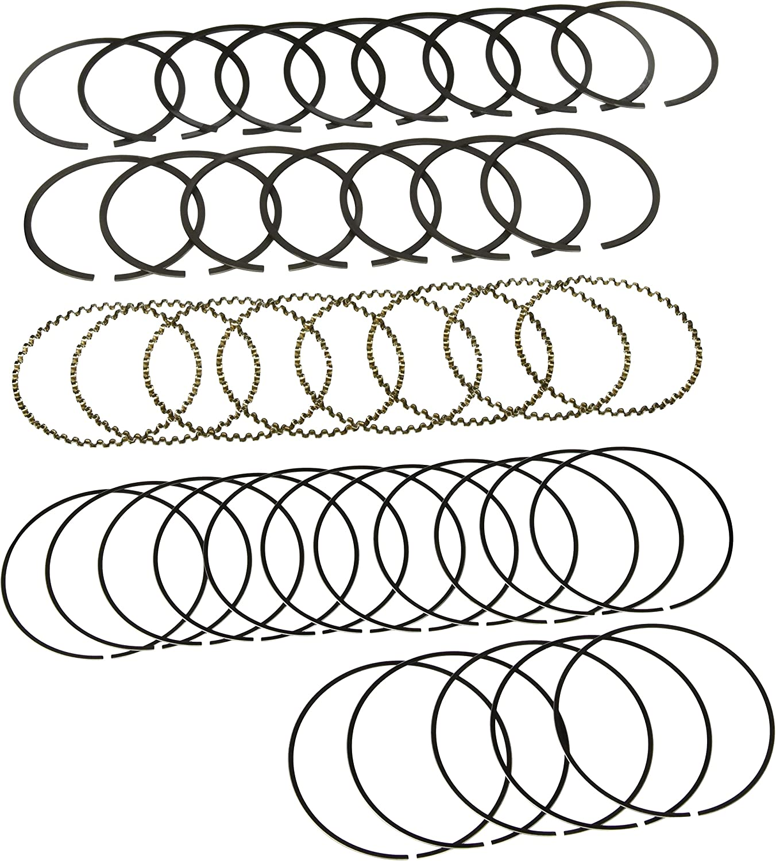 Hastings 6008020 2-Cylinder Piston Ring Set