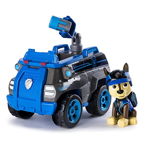 Amazon Com Paw Patrol Mission Paw Chase S Mission Police