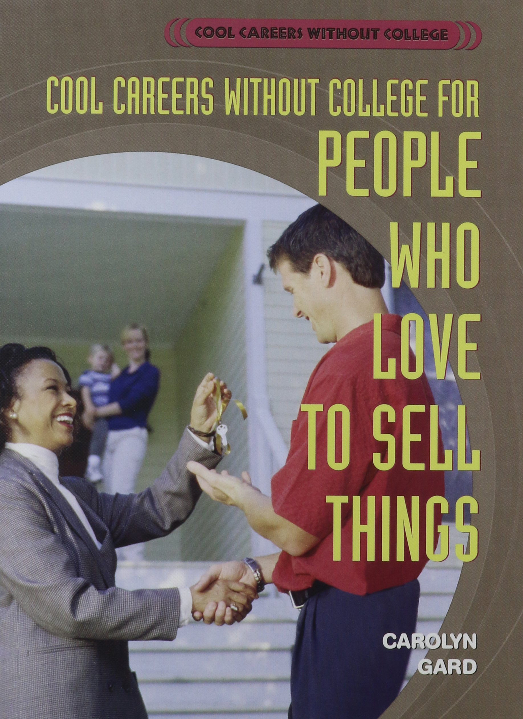 Download Cool Careers Without College for People Who Love to Sell Things pdf epub
