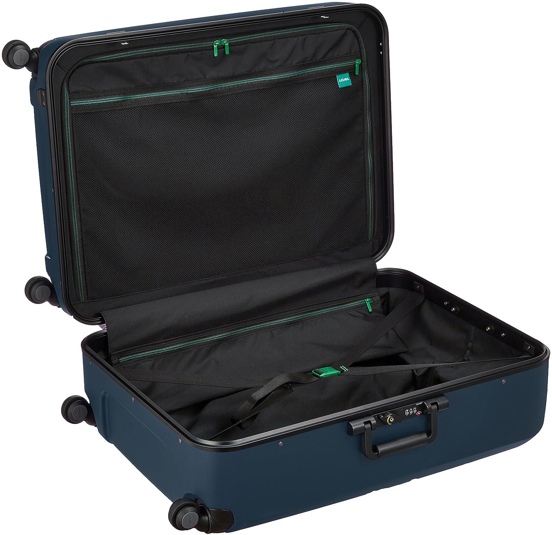 b7b56f45e4 Amazon | [ロジェール] スーツケース 保証付 100L 73 cm 5.5kg RANDO-F-L ブルー | LOJeL(ロジェール) |  スーツケース