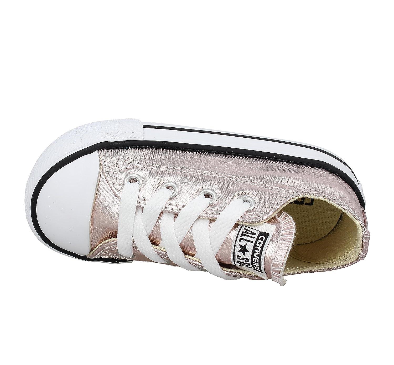 CONVERSE Designer Chucks Schuhe Schuhe Chucks - ALL STAR - Rose Quartz/Weiß/schwarz 16bc71