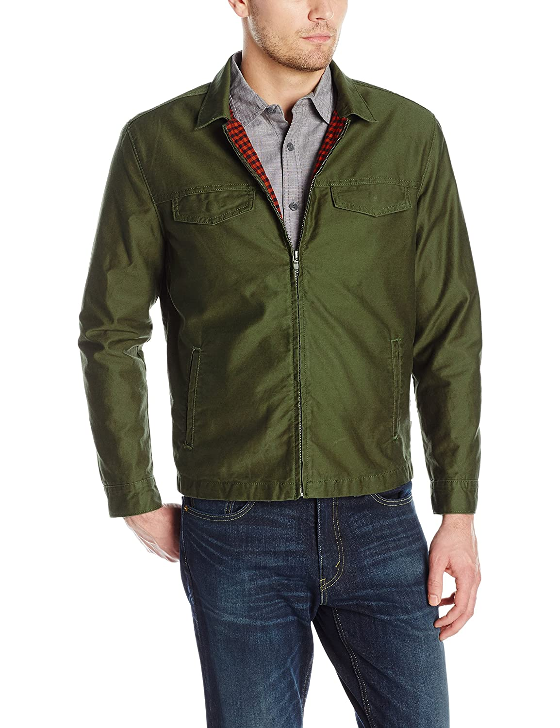 Levis Mens Harrington Trucker Jacket
