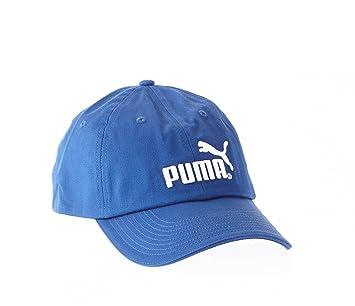 17afa094457 Puma Essential CAP Colour  Sodalite Blue-No1 Logo 832400