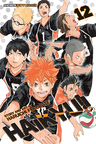 Haikyu!!; Vol. 12
