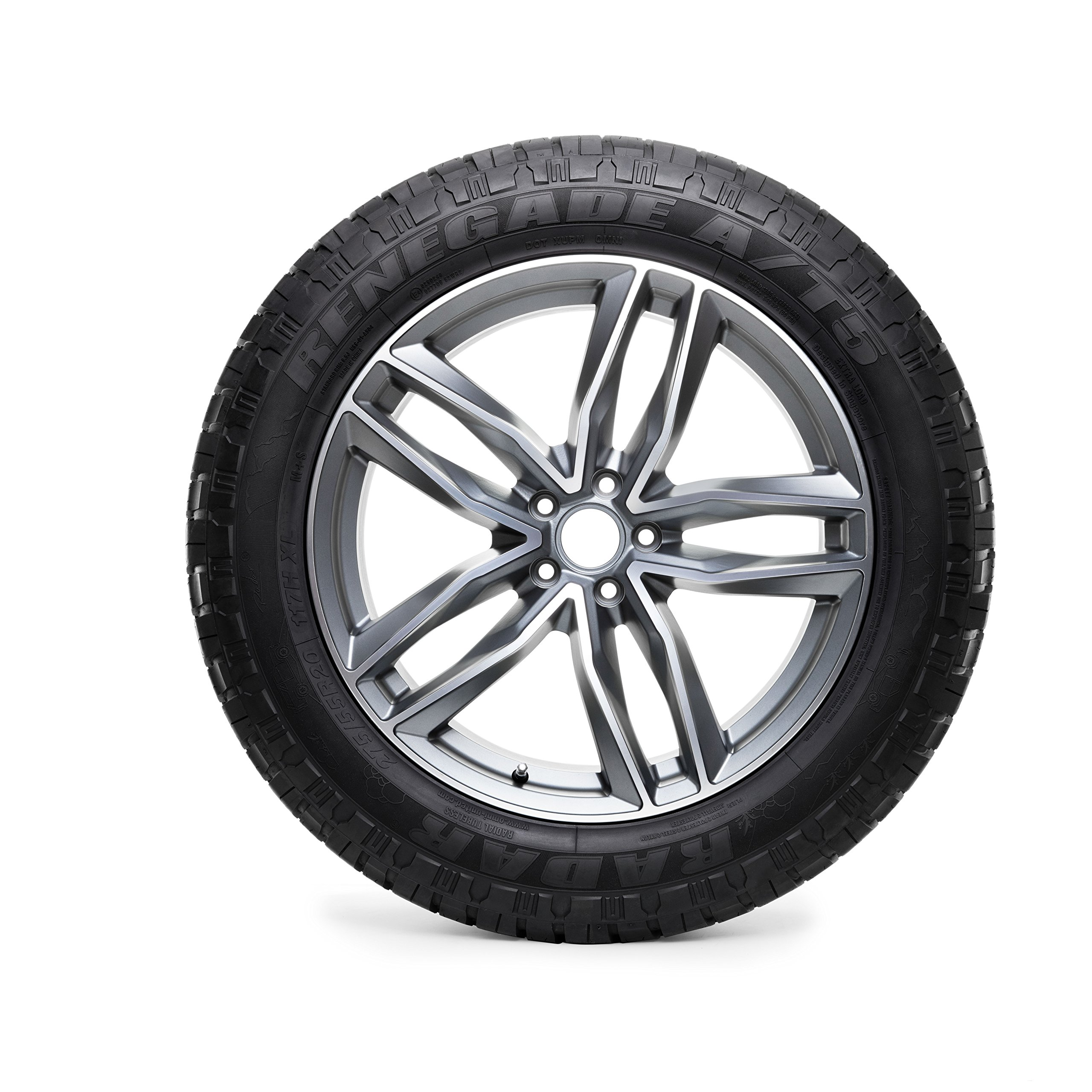 Radar Renegade A/T5 All-Terrain Radial Tire - 265/50R20 112V by Radar (Image #4)