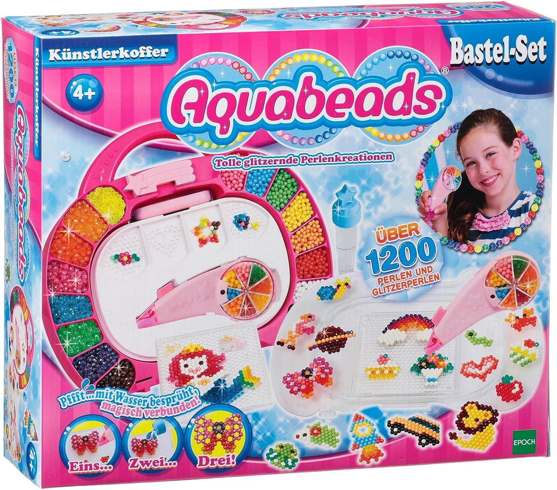 Aquabeads - Maleta para Artistas (Epoch 79328) (versión en alemán): Amazon.es: Juguetes y juegos
