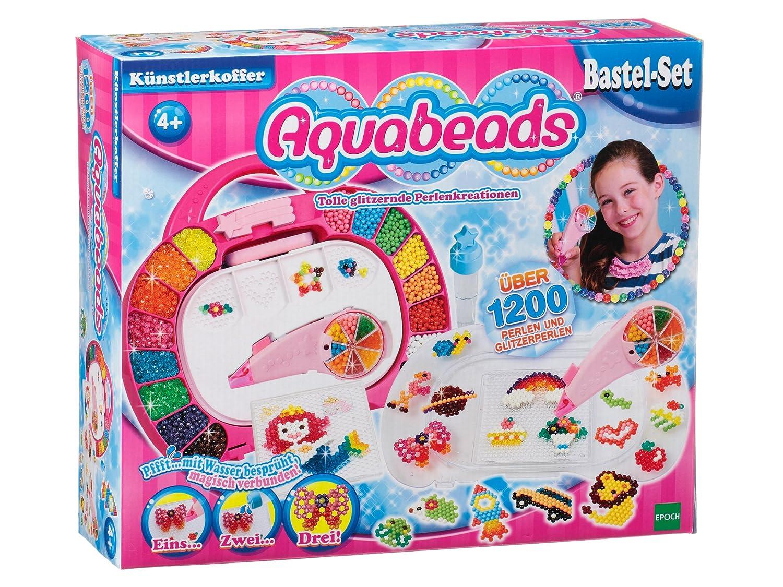 Exceptionnel Aquabeads 79328 - Set per lavoretti manuali per bambini, con  UV98