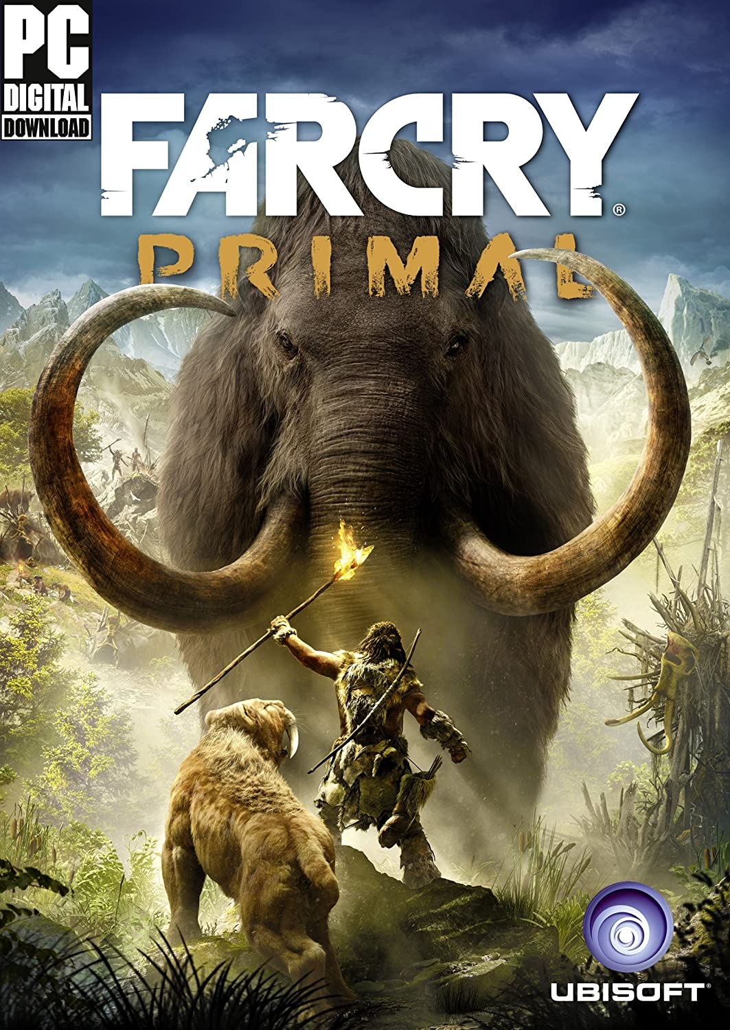 Amazon Com Far Cry Primal Digital Apex Edition Online Game Code Video Games