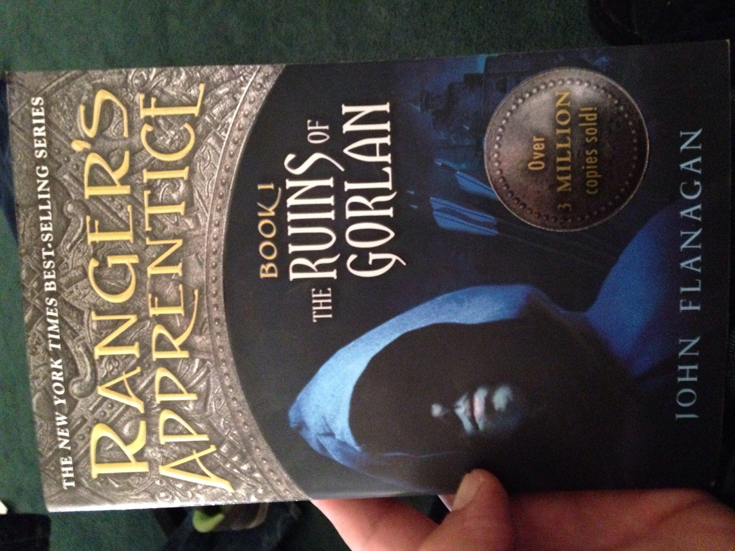 Download Ranger's Apprentice: The Ruins of Gorlan Book One (The Ruins of Gorlan, Book One) PDF