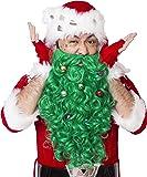 マジサンタ マジなツリーひげ コスプレ クリスマス サンタ ひげ 付けひげ