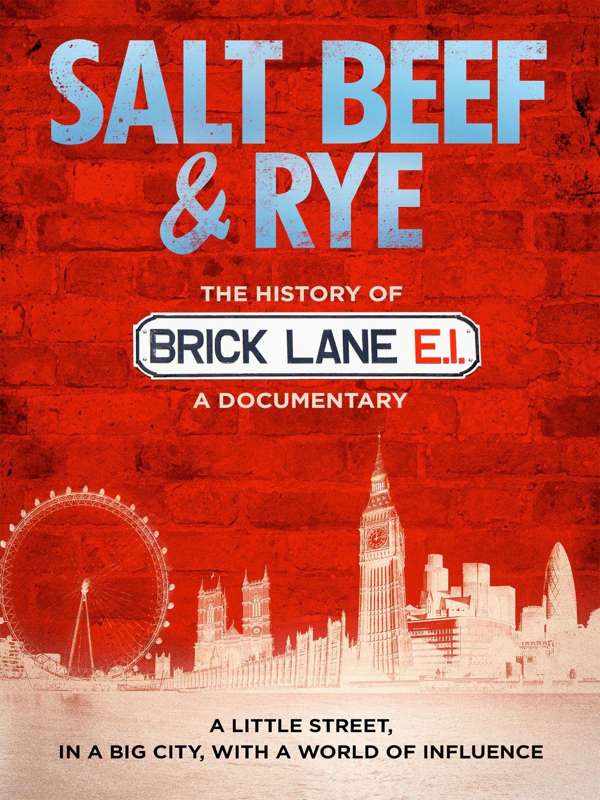 Salt Beef & Rye on Amazon Prime Video UK