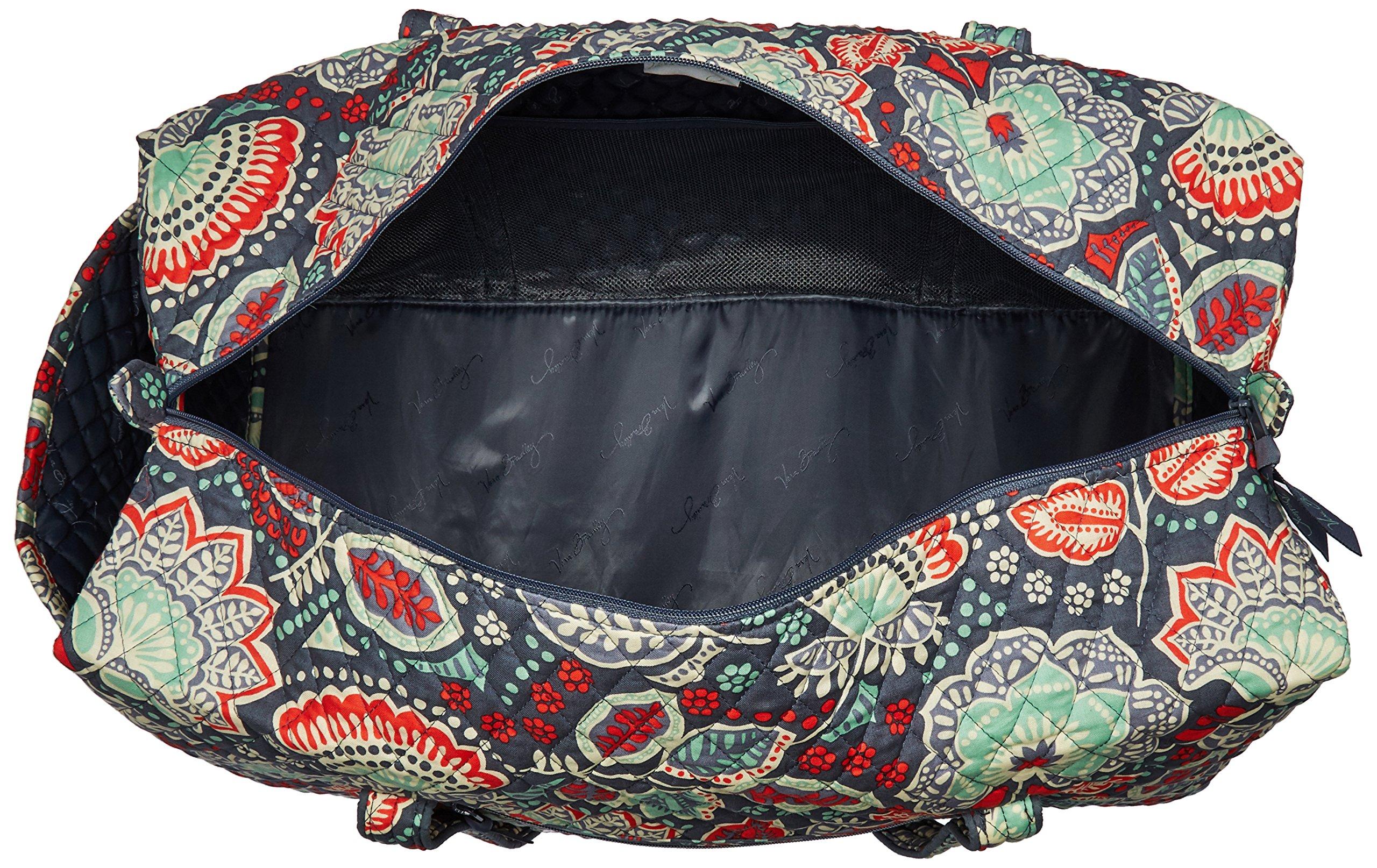 Vera Bradley Luggage Women's Large Duffel Nomadic Floral Duffel Bag by Vera Bradley (Image #5)
