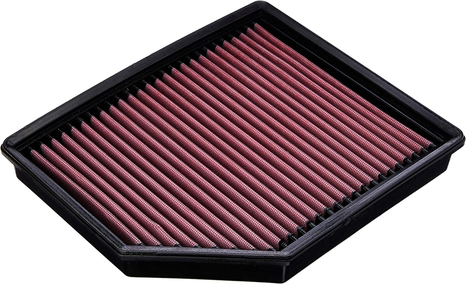 K&N Engine Air Filter: High Performance, Premium, Washable, Replacement Filter: 2016-2019 Volvo (S90, S90 II, V60, V60 II, V90, V90 Cross Country, V90 II, XC60 , XC 60 II), 33-3065