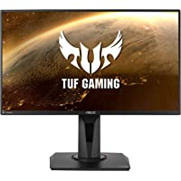"""ASUS TUF Gaming VG259QM 24.5"""" Monitor, 1080P Full HD (1920 x 1080), Fast IPS, 280Hz, G-SYNC Compatible, Extreme Low…"""