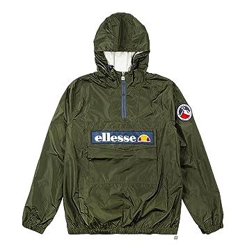big sale e9e45 64ceb ellesse Jacket Montgomery OH, Size:XS, Color Rosin: Amazon ...