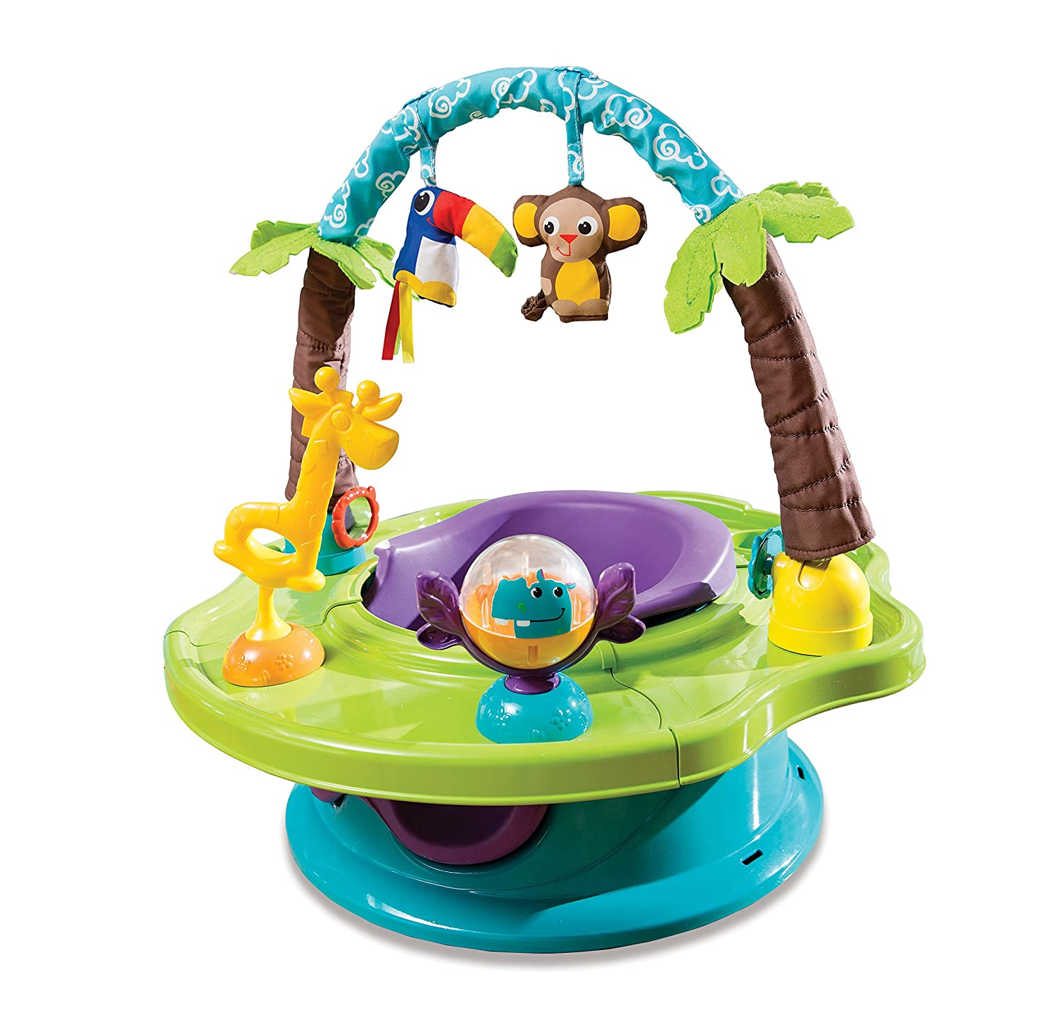 Amazon Kiddopotamus Super Duper Seat Baby