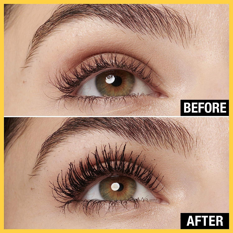 da704118bea Amazon.com : Maybelline New York Makeup Volum' Express The Colossal  Washable Mascara, Glam Brown Mascara, 0.31 fl oz : Maybelline One By One  Mascara Brown : ...